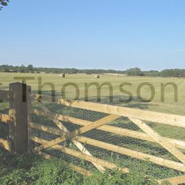 Gate Posts (4 way weathered)