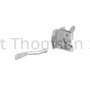 5210011 MED AUTO GATE LATCH