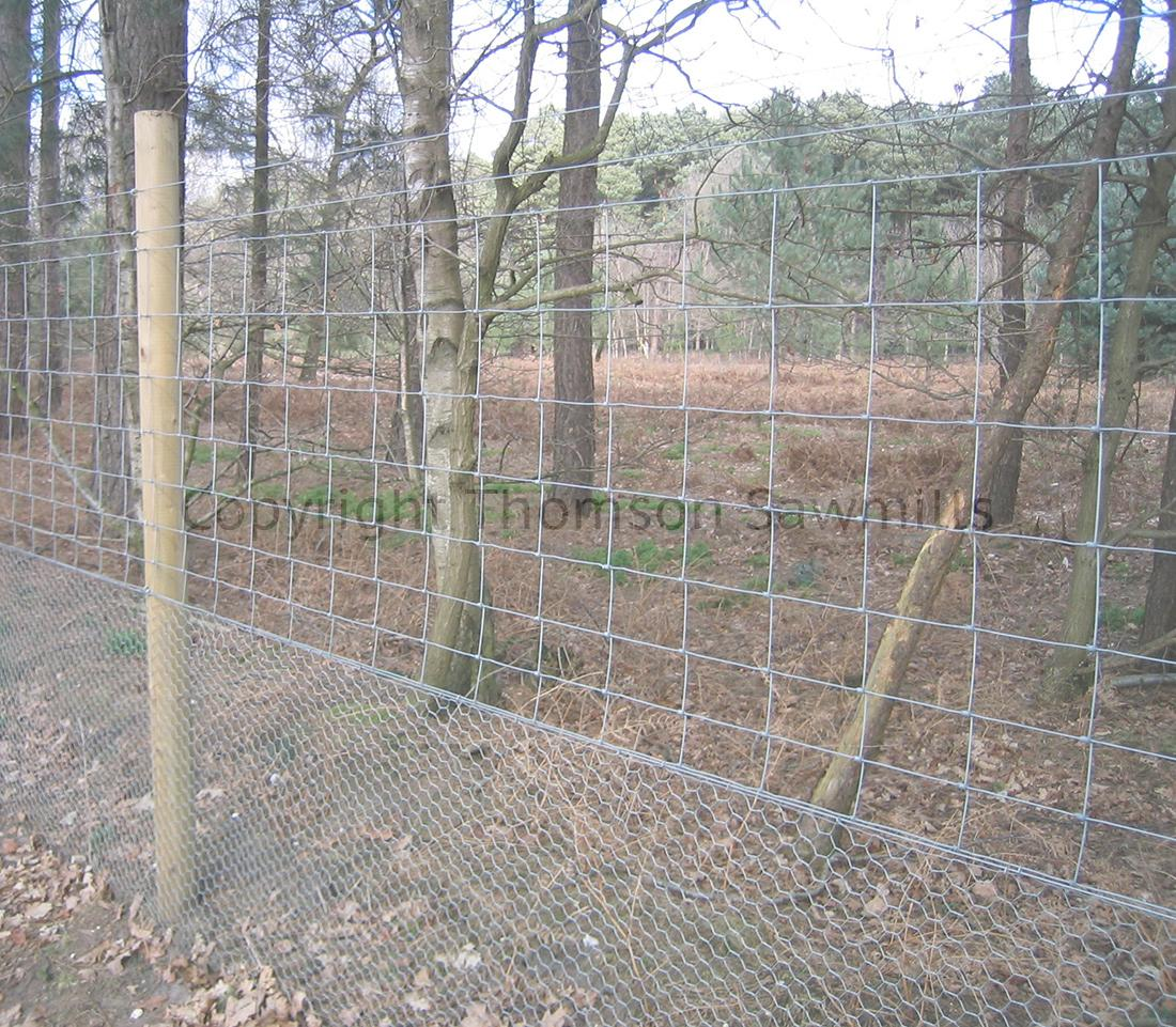Stock wire fence thomson sawmills