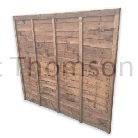 Superlap Fence Panels
