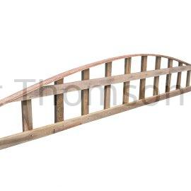 "***BACKORDER*** Trellis 4"" Square (Convex)"