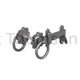 Ring Latch (Epoxy Black)