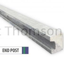 Concrete End Posts 8'